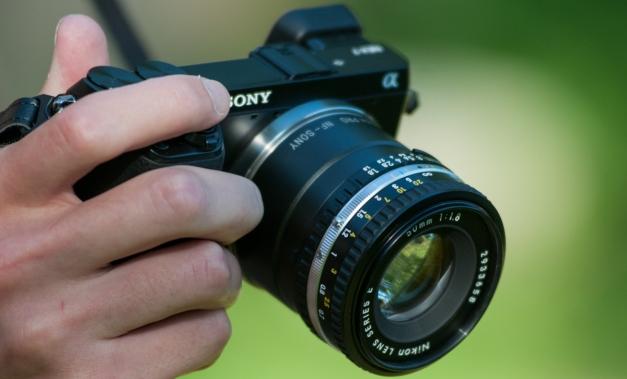 Nikon 50mm f/1.8 E-series