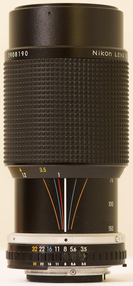 Nikon 75-150 E