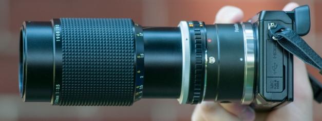 Nikon 75-150mm E