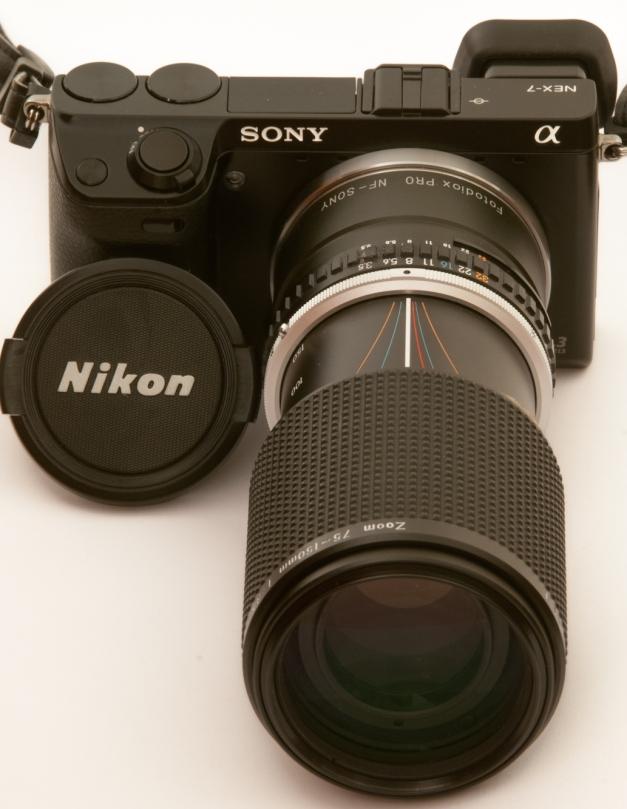Nikon 75-150
