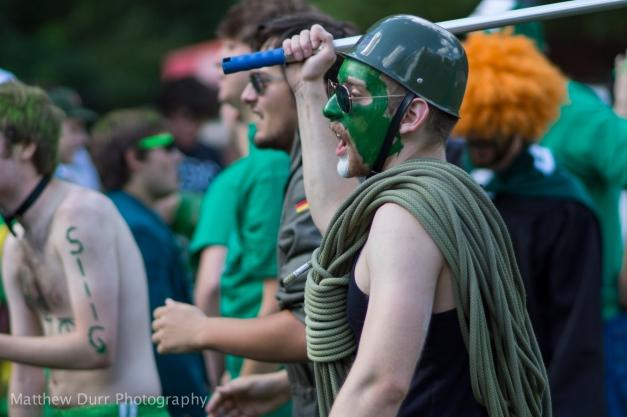 Green Soldier-Man