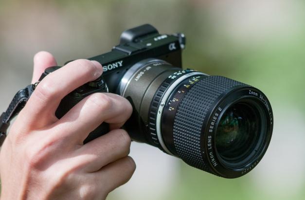Nikon 36-72mm E