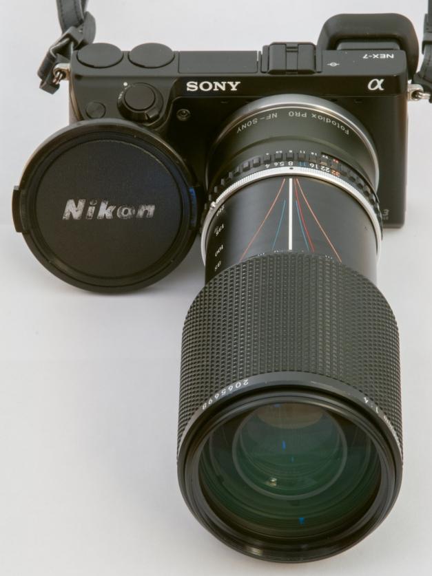 Nikon 70-210mm f/4 Series-E