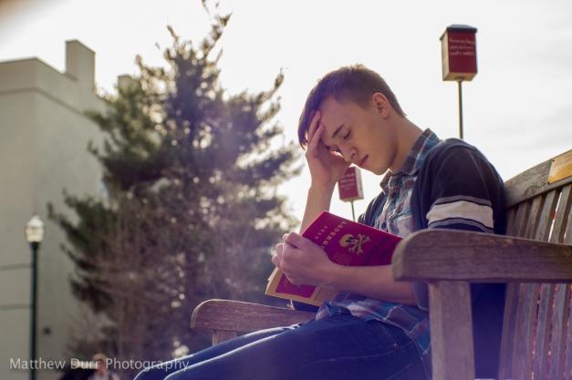 Studying Hard