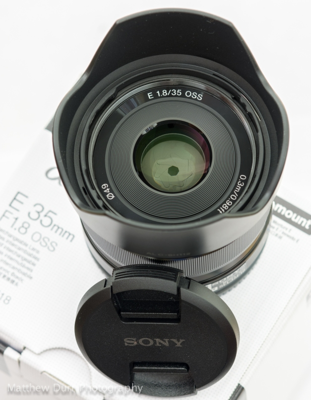 Sony E-Mount 35mm f/1.8 OSS