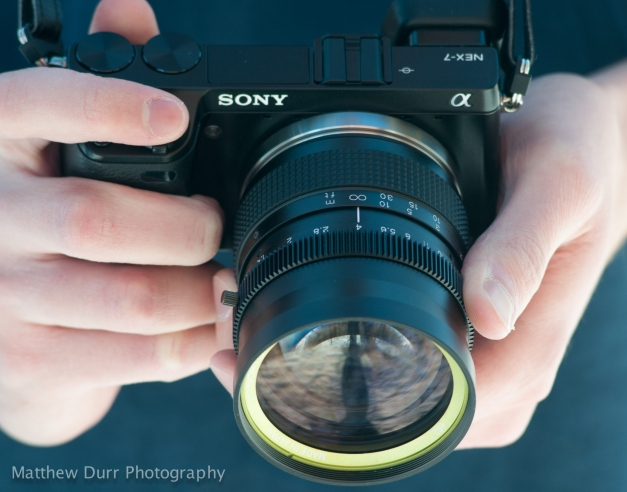 50mm f/.95 Noktor HyperPrime