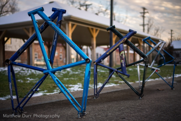 Abstract Bike Racks35mm, ISO 100, f/1.8, 1/400