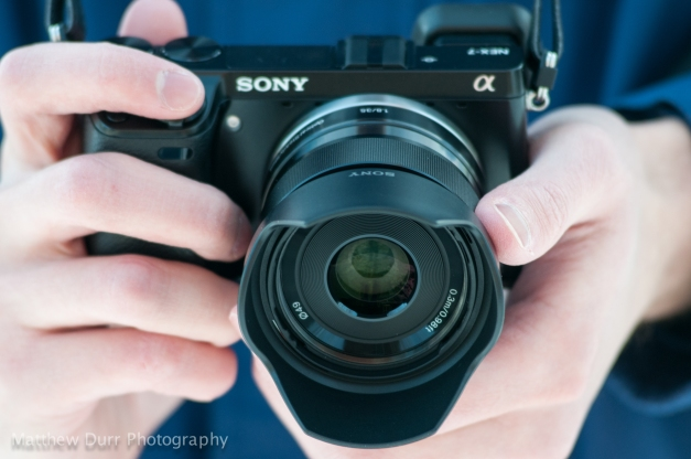 Sony 35mm f/1.8 OSS