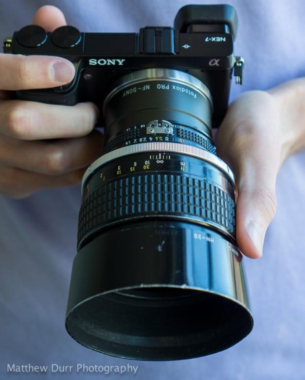 Nikon 85mm f/1.4 AI-s