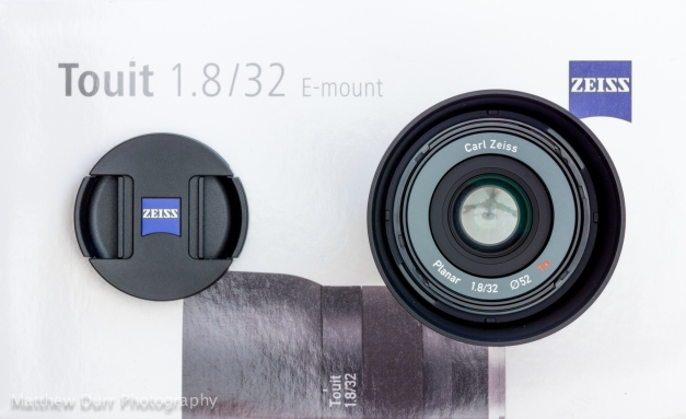 Zeiss Touit 32mm f/1.8