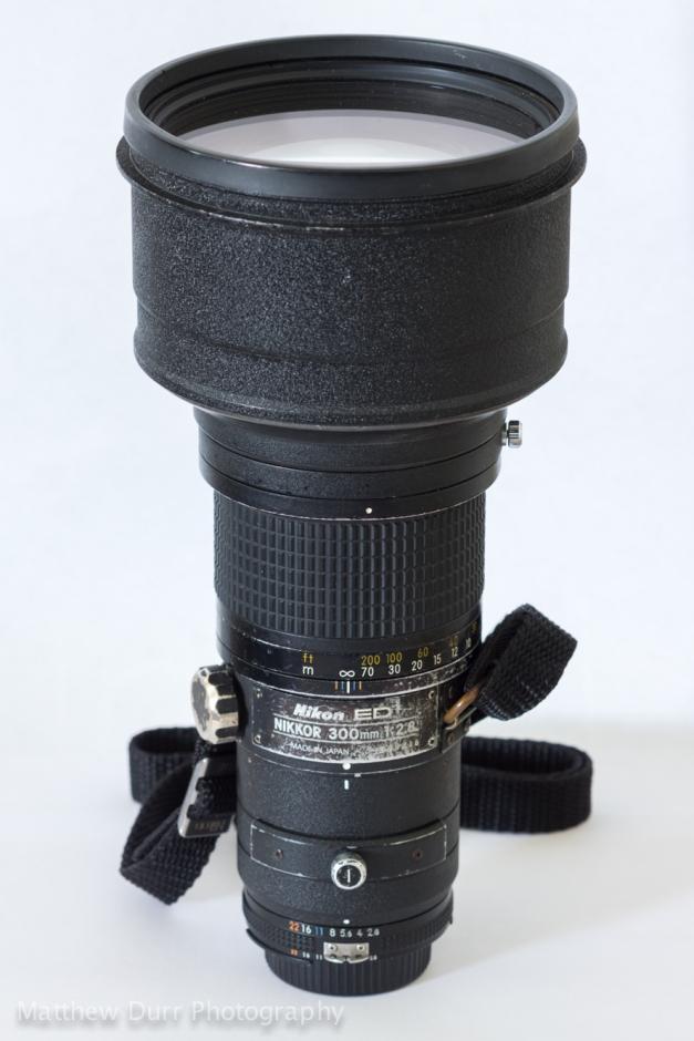 300mm f/2.8