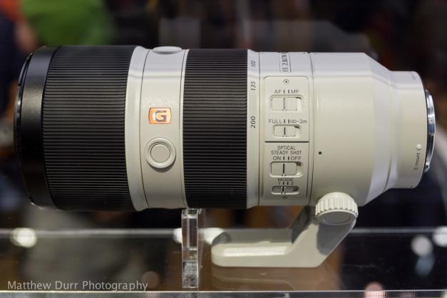 70-200mm f/2.8 OSS