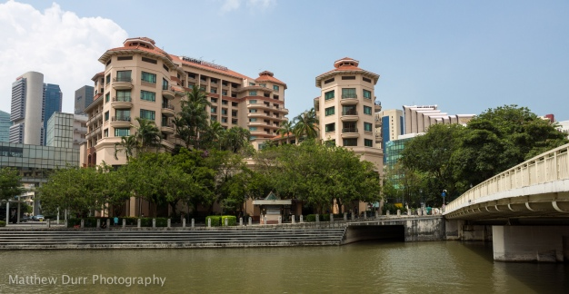 Swissotel Waterfront 16mm, ISO 100, f/5.6, 1/1000