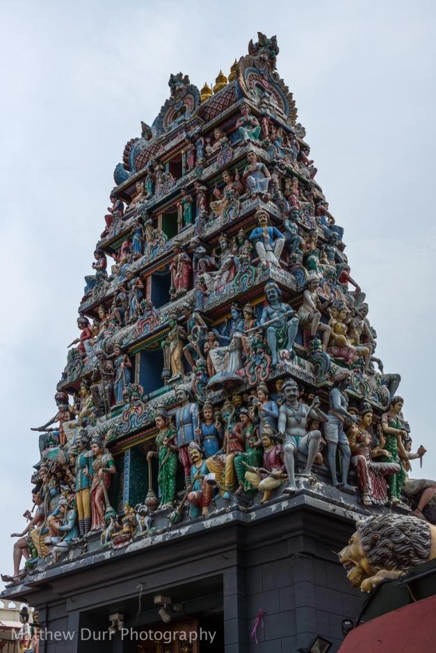 Gopuram 32mm, ISO 100, f/5.6, 1/1600