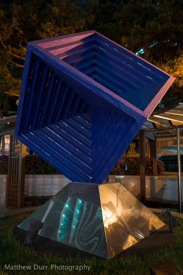 Cubed 16mm, ISO 400, f/2, 1/10
