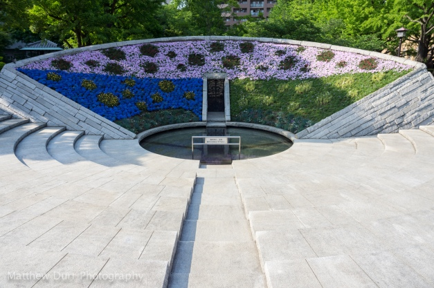 Flower Amphitheater 16mm, ISO 100, f/5.6, 1/400