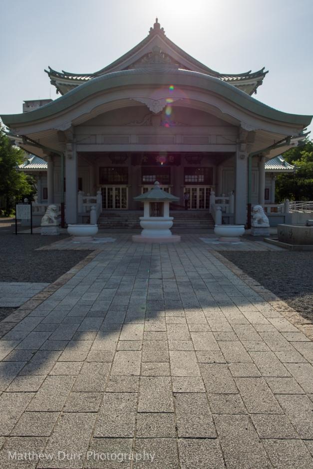 Kanto Earthquake Memorial Museum 16mm, ISO 100, f/5.6 ,1/800