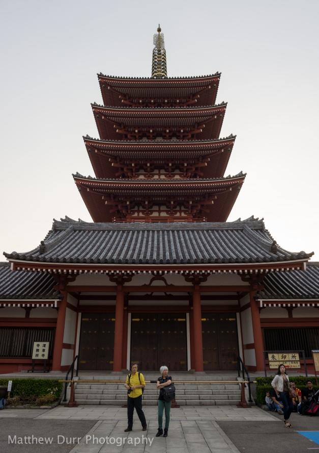 5-Story Pagoda 16mm, ISO 100, f/5.6, 1/200