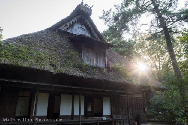 Former Yanohara Family House 16mm, ISO 100, f/5.6, 1/50