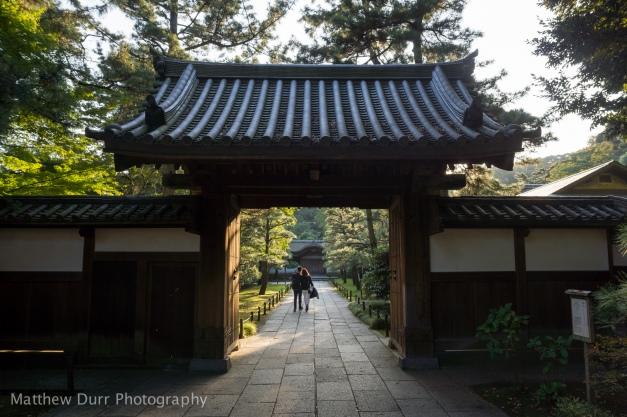 Gomon Gate 16mm, ISO 100, f/5.6, 1/100