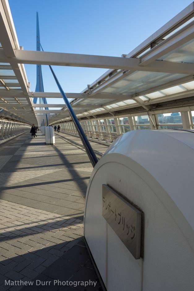 Teleport Bridge Support 16mm, ISO 100, f/4, 1/400