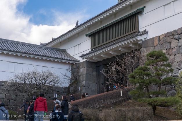 Tokiwagi Gate 32mm, ISO 100, f/5.6, 1/400